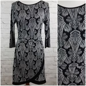 41 Hawthorn Luzia Stitch Fix Dress Ruched Sides